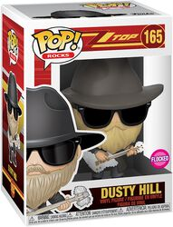 Dusty Hill Rocks Vinylfiguur 165