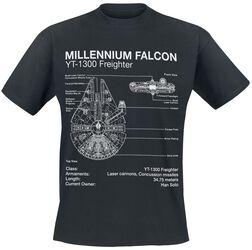 Millenium Falcon Blueprint