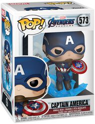 Endgame - Captain America Vinylfiguur 573
