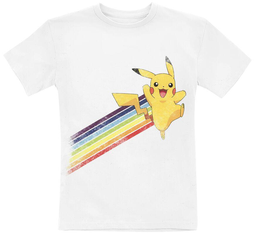 Pikachu - Rainbow