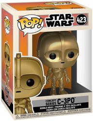 C-3PO (Concept Series) Vinylfiguur 423