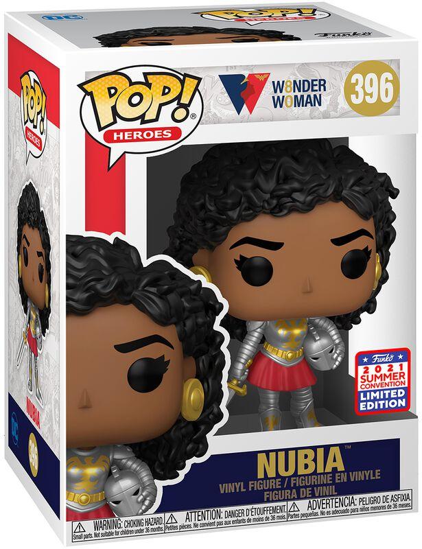 SDCC 2021 - Nubia Vinyl Figuur 396