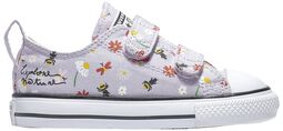 Chuck Taylor All Star Flowers and Bees