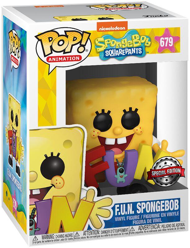 F.U.N. Spongebob Vinylfiguur 679