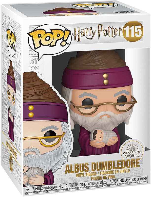 Albus Dumbledore Vinylfiguur 115