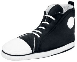 Zwarte Sneaker Pantoffels