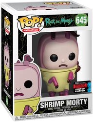 NYCC 2019 - Shrimp Morty Vinylfiguur 645