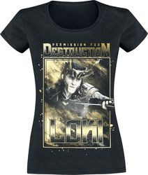 Loki - Permisson For Destruction