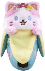Flower Bananya Plush Figure