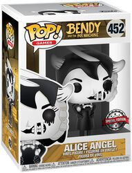 Bendy And The Ink Machine Alice Angel Vinylfiguur 452