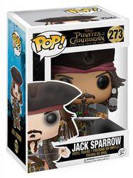 Salazar's Revenge - Jack Sparrow Vinylfiguur 273