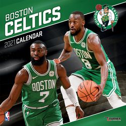 Boston Celtics - Kalender 2021