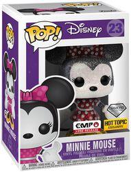 Minnie Mouse (Glitter) Vinylfiguur 23